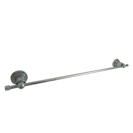 Industrial style towel holder of 62 cm