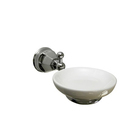 Teide classic soap dish for the elegant bathroom
