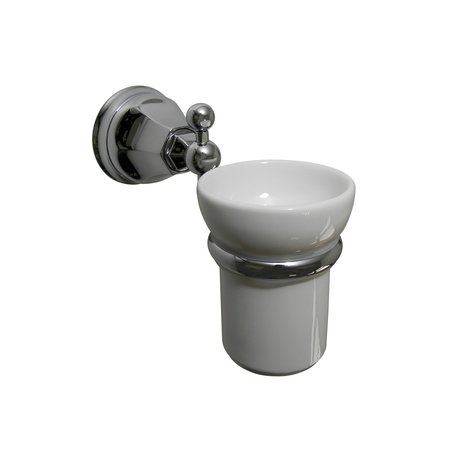 Teide classic tumbler holder for the elegant bathroom