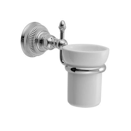 Impero retro tumbler holder for the bathroom