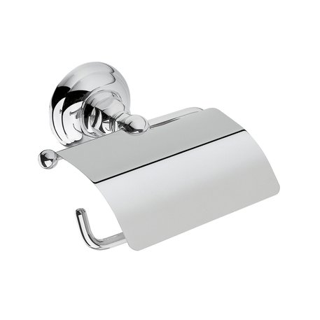 Vintage roll holder for the classic toilet