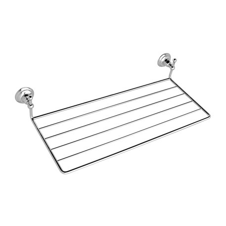 Retro towel rack for the classic bathroom