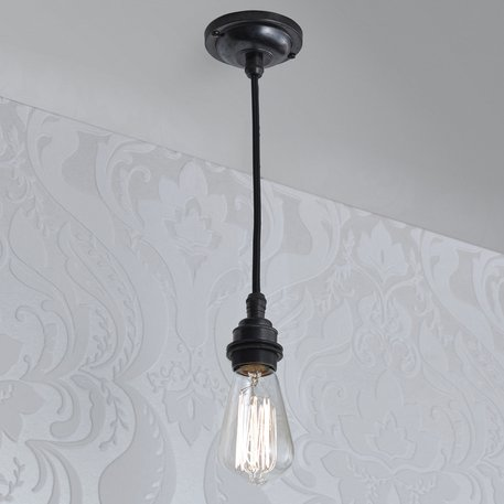 Retro ceiling lamp (Edison lamp)