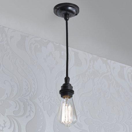 Retro plafondlamp (Edison lamp)