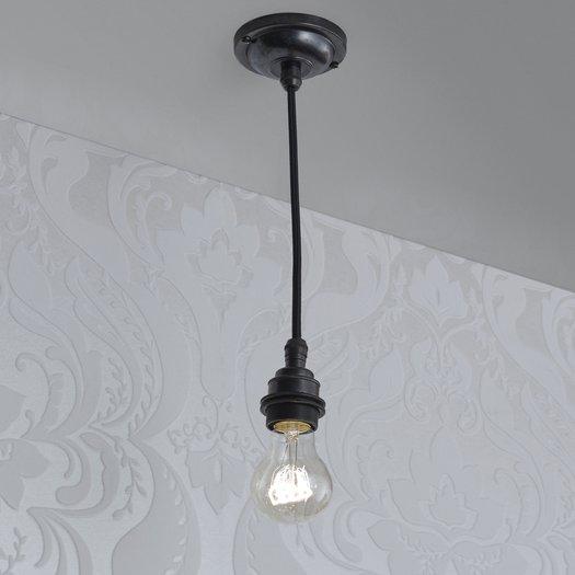Retro ceiling lamp (standard lamp)