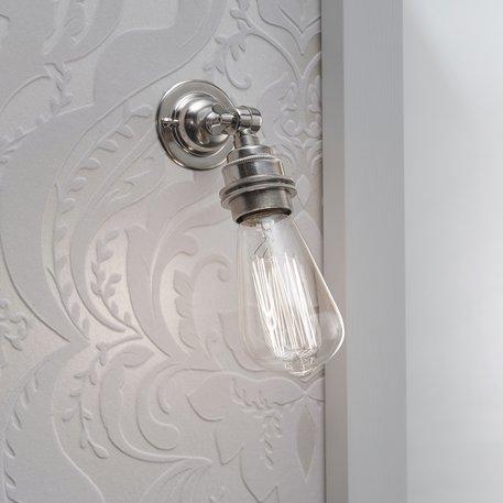 Wandlamp in cottage stijl (Edison lamp)