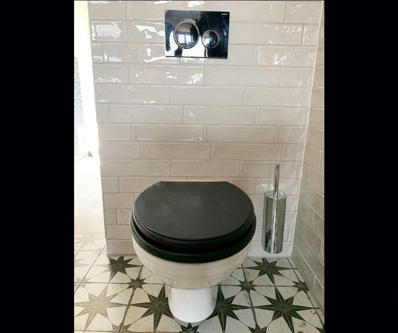 Klassieke stijl Balasani hang WC