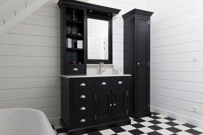 Meubles de salles de bain classiques