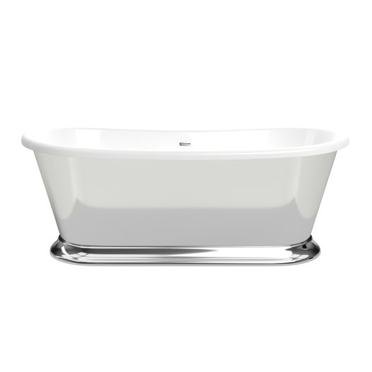 Majestic Silver Liquid metal bathtub