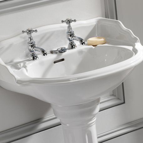 Belgravia country style bathroom ceramic