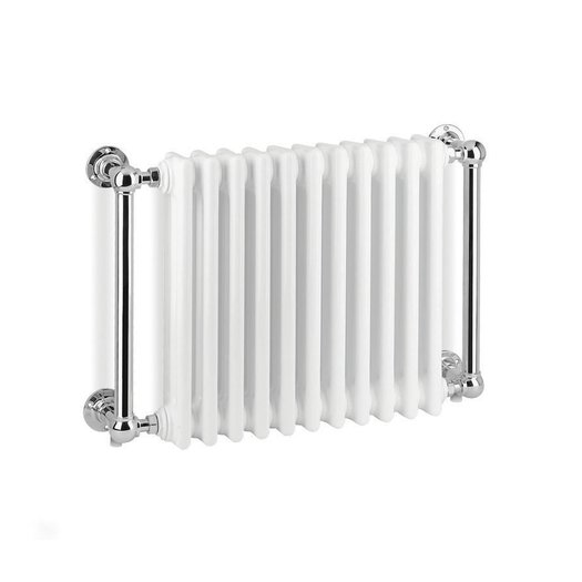 Blenheim 2 decorative radiator for the country style bathroom