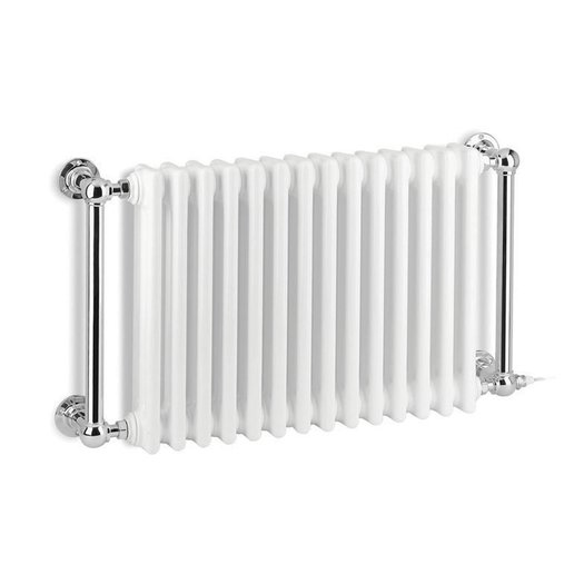 Decorative radiator Blenheim 3 for the country style bathroom