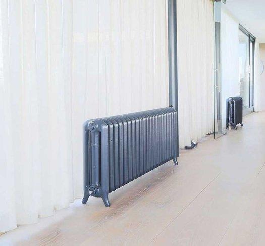 Trendy iron cast radiator