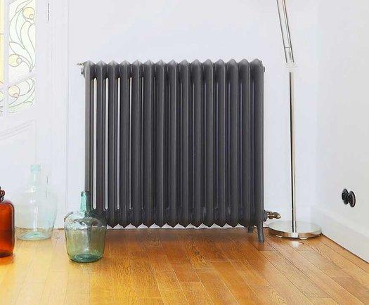 Brenda cast iron radiator for the trendy home