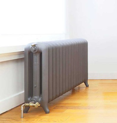 Brenda cast-iron radiator