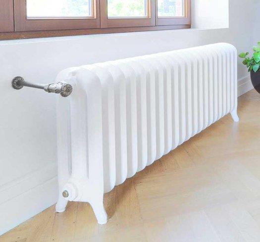 Brenda cast iron radiator without decor