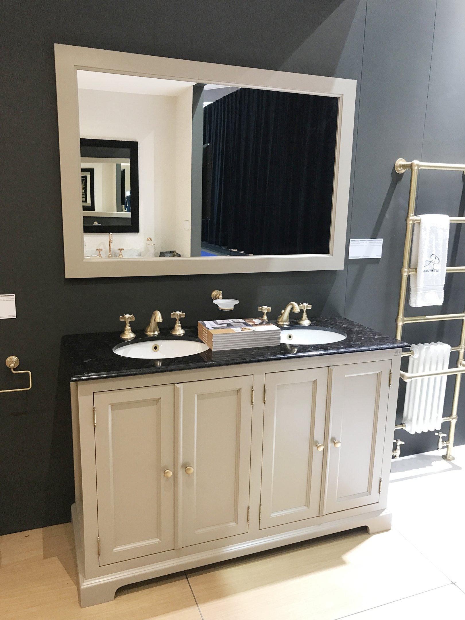Bristol badkamer meubel (5 waskommen)
