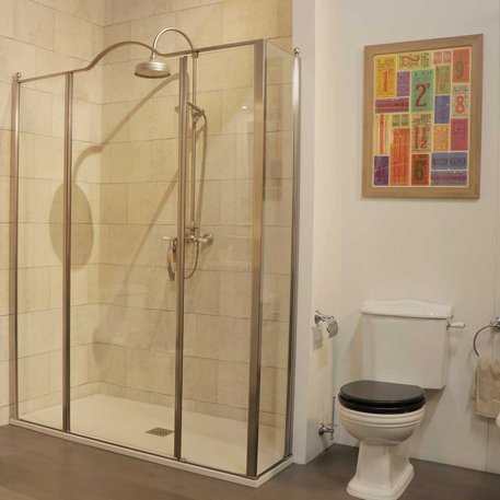 Tailormade cottage shower enclosures 1