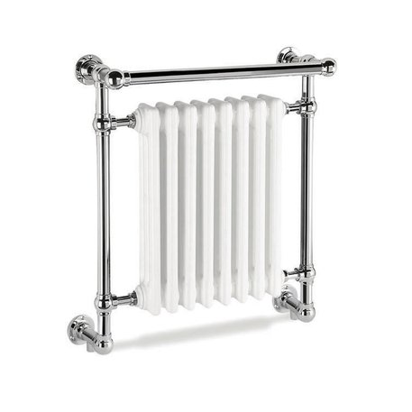 Duchess 4 compact towel rail for the retro bathroom