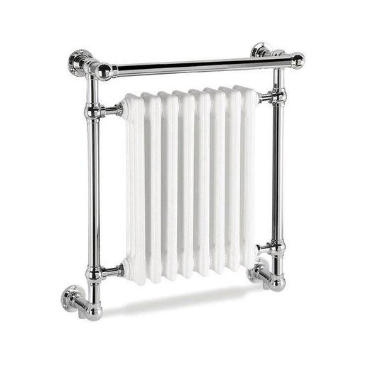 Duchess 4 compact towel rail for the retro bathroom
