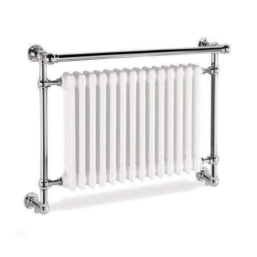Duchess 6 towel rail with radiator for the country style bathroom