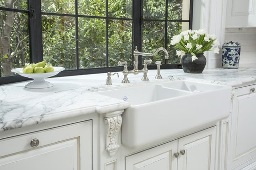 Edgeworth cottage kitchen sink