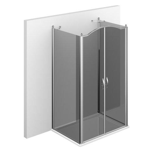 GLG + GLB + GLG Gold U shower setup