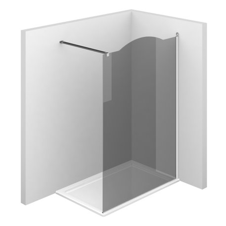 GLK walk-in shower screen