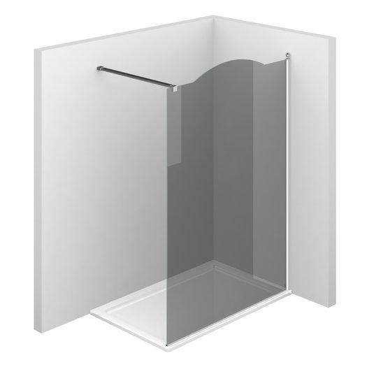 GLK walk-in shower screen