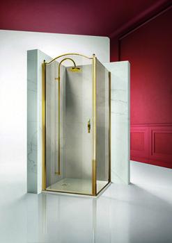 Gold GLN + GLG shower setup mood