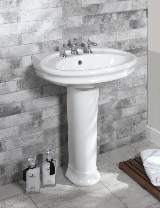 Hillingdon washbasin for the country style bathroom 02