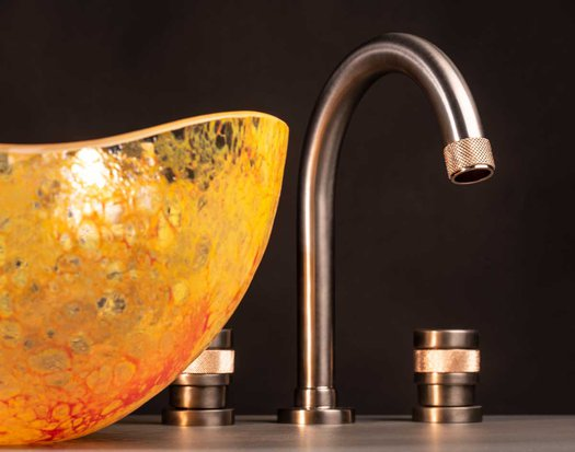 Design washbasin mixer Khady 950.2408TC.21