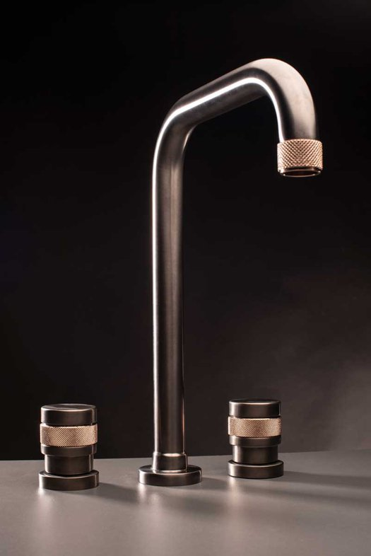 High design washbasin faucet