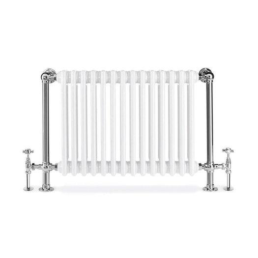 Decorative radiator Portland 3 in retro style
