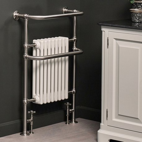 Towel rail heaters for the retro or country style bathroom