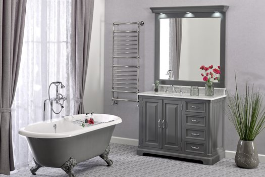 Regent 118 vanity unit for the classic style bathroom
