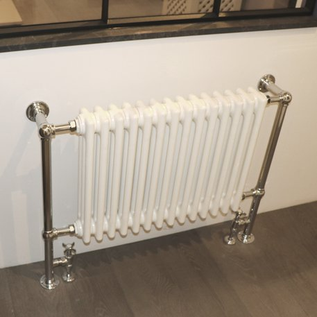 Decorative radiators frame