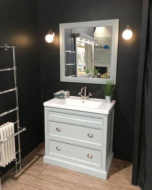 Trendy 91 stylish cottage bathroom furniture with porcelain sink