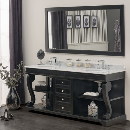Versailles classic style bathroom furniture