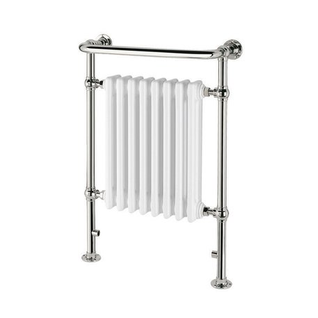 Victoria 1 classic towel heater for the cottage bathroom