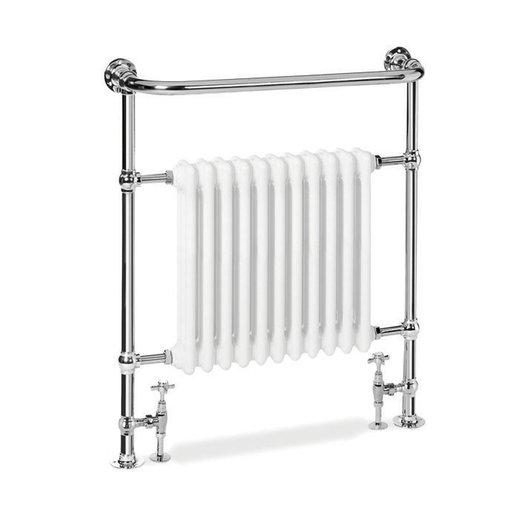 Victoria 3 rustic towel rail