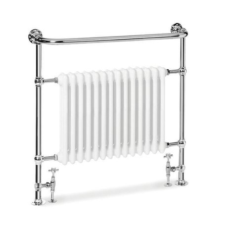 Victoria 4 towel rail for the classic bathroom