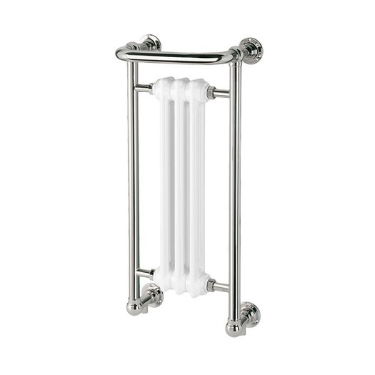 Victoria 7 small towel heater for the country style bathroom