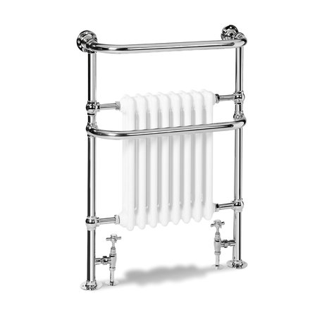Victoria 9 classy towel dryer for the classic bathroom