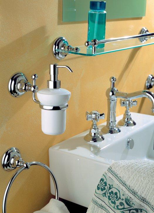 Classica liquid soap dispenser
