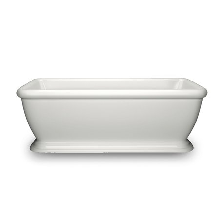 Kingston bathtub for the cosy country bathroom