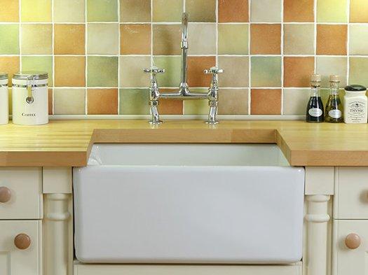 Belfast compact kitchen sink