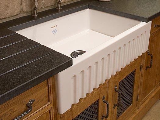 Bowland 600 kitchen sink for the cottage kitchen