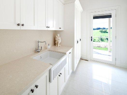 Retro look Bowland 600 kitchen sink