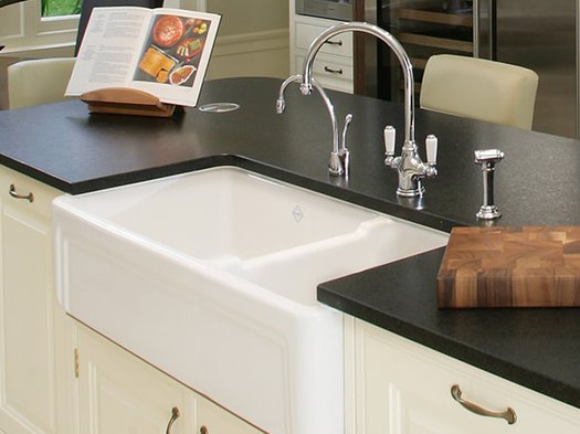 Egerton kitchen sink for the country style kitchen